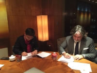 Accordo Global Capital Trust Confindustria area Wenzhou