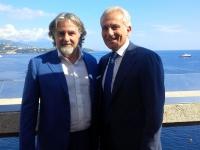 Marco Zoppi e Theodore Giorgi