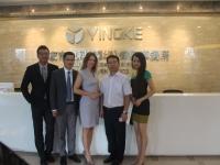 Incontro con lo Studio Legale Yingke