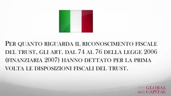 Fiscalità del trust in Italia