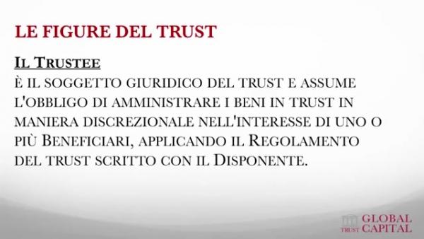 Il trustee
