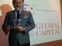 Marco Zoppi riceve il premio Fee Only