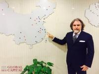 Marco Zoppi presso le sedi dello Studio Legale Yingke