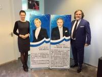 Road Show di Marco Zoppi e Anita Veress negli Studi Legali Yingke