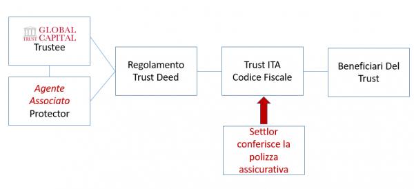 Stand By Trust - Schema