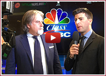 Marco Zoppi CEO di Global Capital Trust intervistato sul Trust da CNBC
