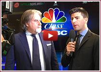 Marco Zoppi CEO di Global Capital Trust intervistato sul Trust da CNBC